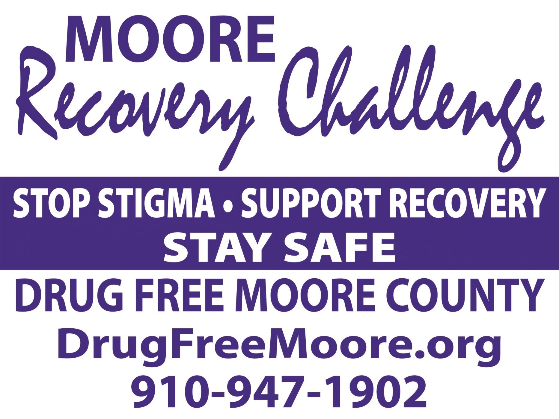 Moore Recovery Challenge